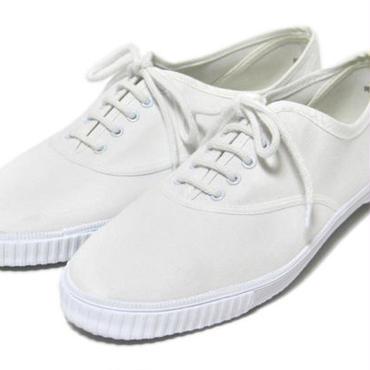 【メンズノンノ掲載】Blackmans Shoes - プリムソールシューズ (ホワイト) メンズ