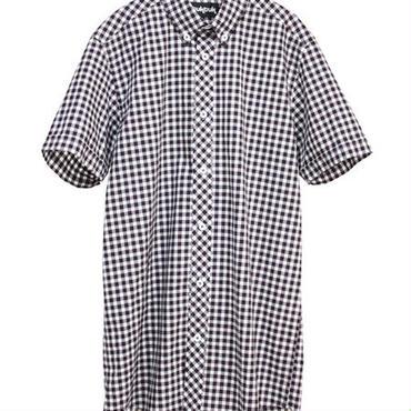 TukTuk/トゥクトゥク - チャップリン ギンガムチェックシャツ