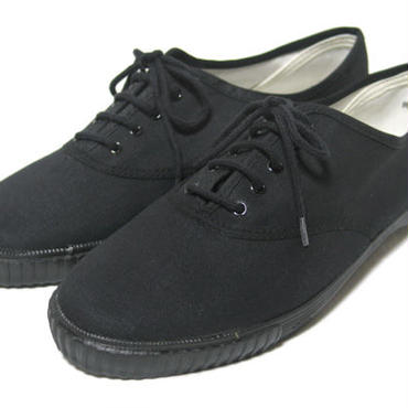 【メンズノンノ掲載】Blackmans Shoes - プリムソールシューズ (ブラック) メンズ