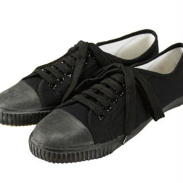Blackmans Shoes - ラバートゥ・プリムソールシューズ (ブラック) レディース