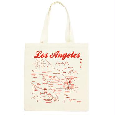 MAPTOTE/マップトート - トートバッグ Los Angeles (ロサンゼルス)