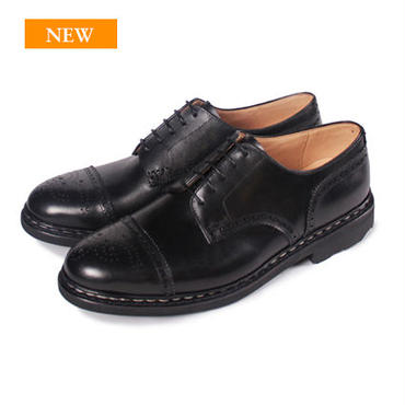 【 FINEBOYS+SUIT19'春夏号掲載 】CHN7301-01 / Black | 42ND ROYAL HIGHLAND Explorer