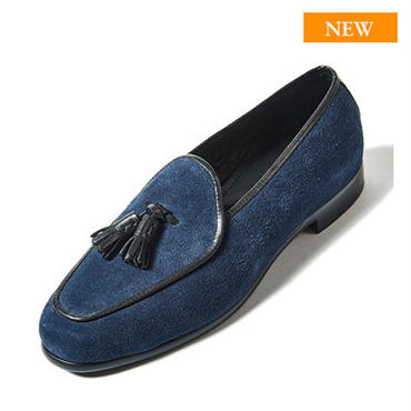 CS8024-31 / Navy Suede | 42ND ROYAL HIGHLNAD transfer