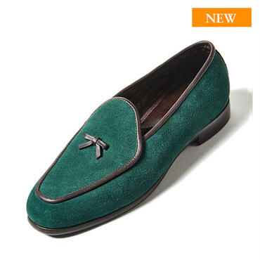 CS8023-43 / Green Suede | 42ND ROYAL HIGHLNAD transfer