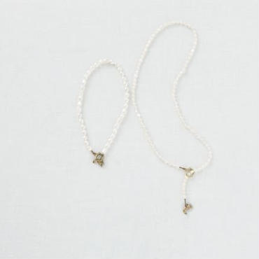 N-124 FRESHWATER PEARL NECKLACE