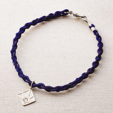 Horizon Men's Bracelet / BLUE <受注生産>