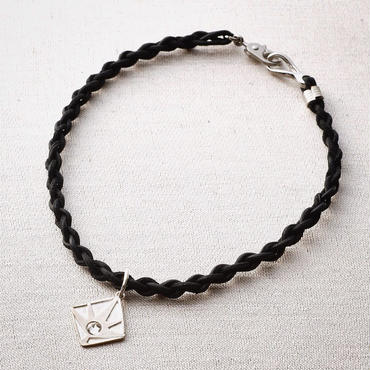 Horizon Men's Bracelet / BLACK <受注生産>