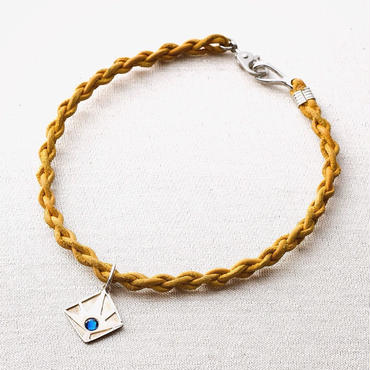 Horizon Men's Bracelet / YELLOW <受注生産>