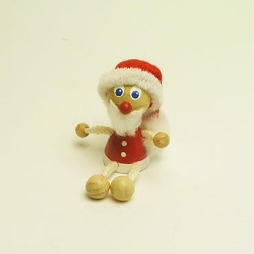 ミニ人形マグネット サンタクロース