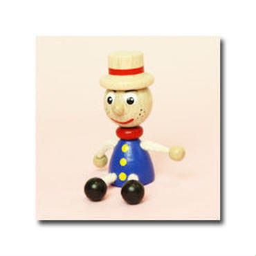 ミニ人形 ボーイ
