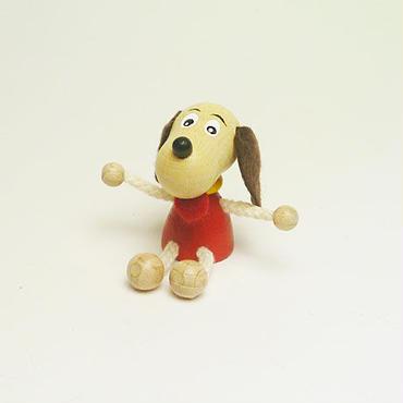 ミニ人形マグネット ダックスフンド