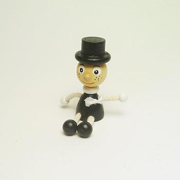 ミニ人形マグネット 花婿