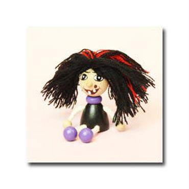 ミニ人形 魔女