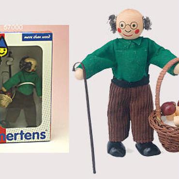 ドールハウス人形 おじいさん
