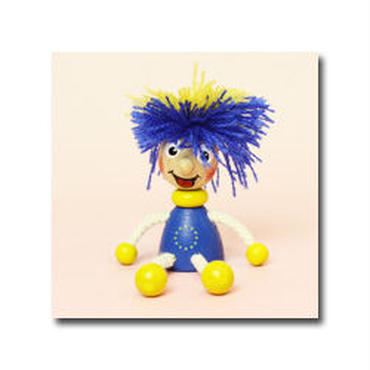 ミニ人形 ユーロ―ボーイ