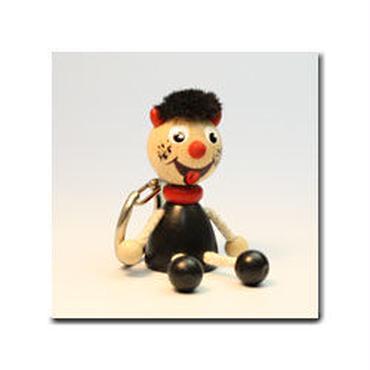 キーホルダー ミニ人形 デビル