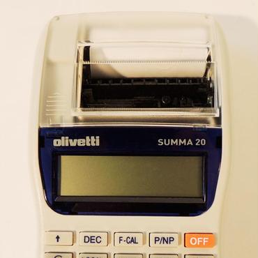 Olivetti Summa20