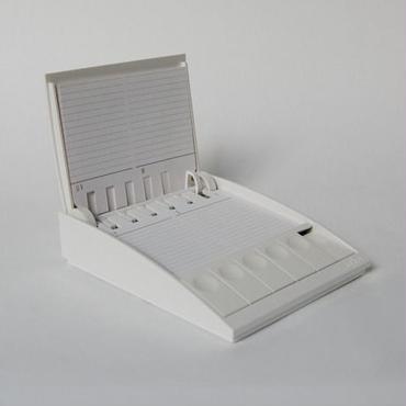 arlac デッドストック register-s (ホワイト)