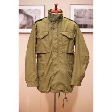 "U.S.ARMY 60'S ""M-65"" フィールドジャケット ""2nd Mod."""