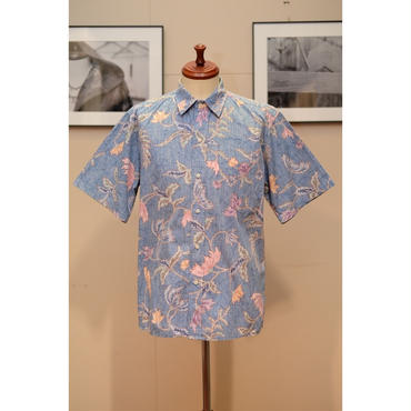 reyn spooner 80'S コットンアロハシャツ
