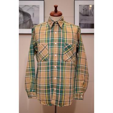 BIG MAC 70'S ヘヴィーフランネルシャツ