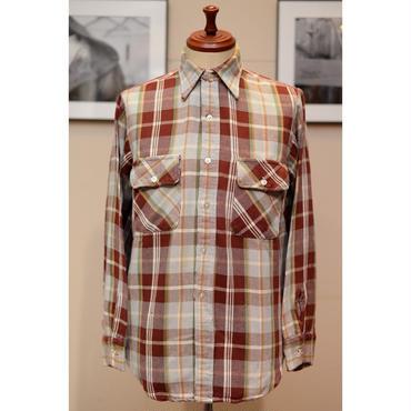 KLONDIKE 70'S ヘヴィーネルシャツ