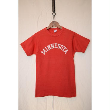 "Champion 80'S ""MINNESOTA"" Tシャツ"