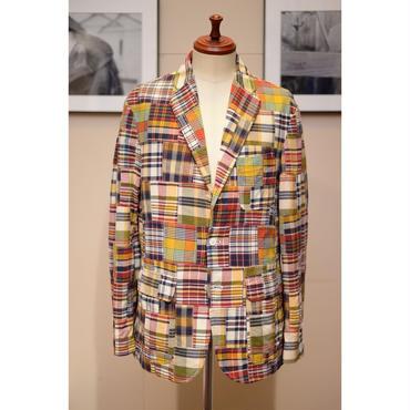 Ralph Lauren パッチワークテーラードジャケット