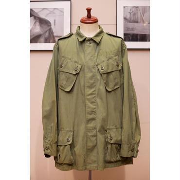 """U.S.ARMY 60'S ジャングルファティーグジャケット """"1st MODEL"""""""