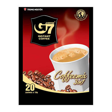 G7 3in1 instant coffee(Bag 20sachets)