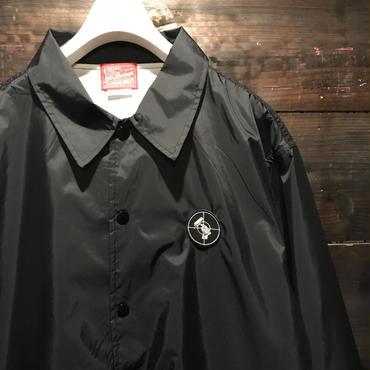 5656WORKINGS/FTP COACH JKT_BLACK