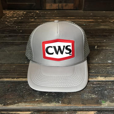 5656WORKINGS/CWS MESH CAP_L.GRAY