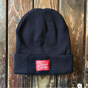 5656WORKINGS/5656TAG KNIT CAP
