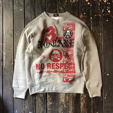 NOCARE/NC CUSTOM SWEAT