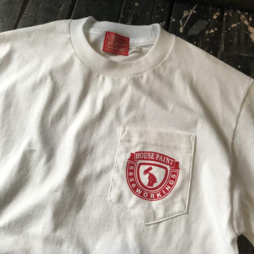 5656WORKINGS/HP POCKET's UNIFORM_WHITE
