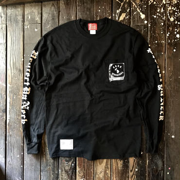 5656WORKINGS/PYN POCKET L/S_BK