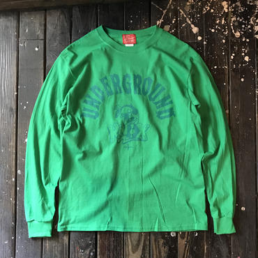 5656WORKINGS/UNDERGROUND KNOX L/S_GREEN