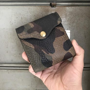 5656WORKINGS/ITA CAMO LEATHER WALLET_CAMO
