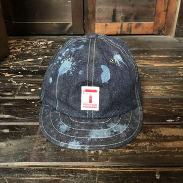 5656WORKINGS/CTM DENIM CAP