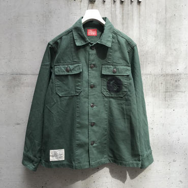 5656WORKINGS/FTP FIELD JKT_ARMY GREEN