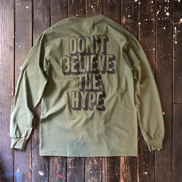 5656WORKINGS/DBTH L/S UNIFORM_ARMY GREEN