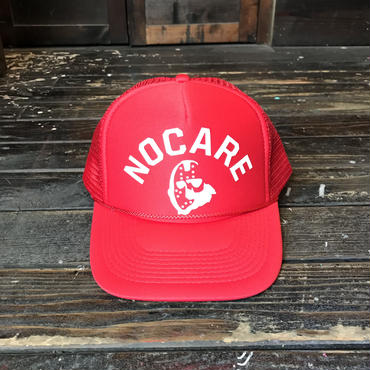 NOCARE/CRYSTALLAKE CAP_RED