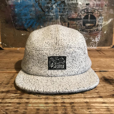 B rownie/MIX WOOL JET CAP_WH