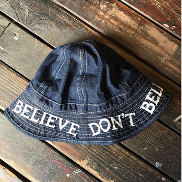 5656WORKINGS/FATIGUE DENIM HAT