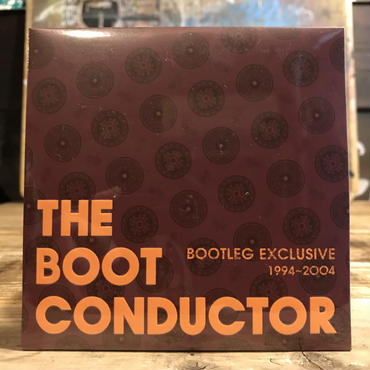 【 MIX CD】DJ KIYO/The Boot Conductor