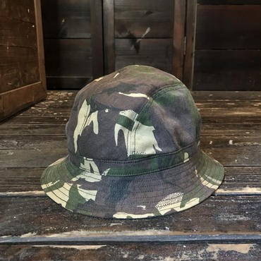 Brownie/BALL CAMO HAT