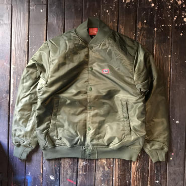 5656WORKINGS/CWS TEAM JKT_ARMY GREEN
