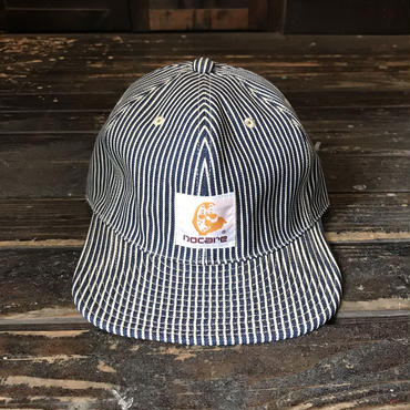 NOCARE/6PANEL WORK  CAP_HICKORY