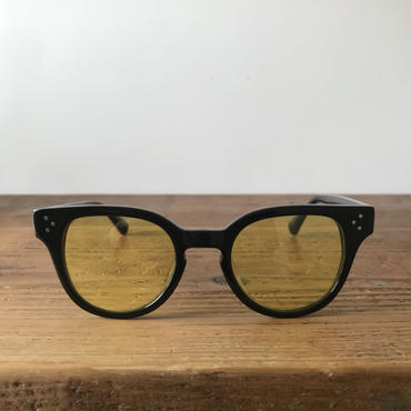 5656WORKINGS/PYN SUNGLASSES_YELLOW