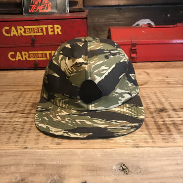 NOCARE6PANEL BASEBALL CAP/ TIGER CAMO